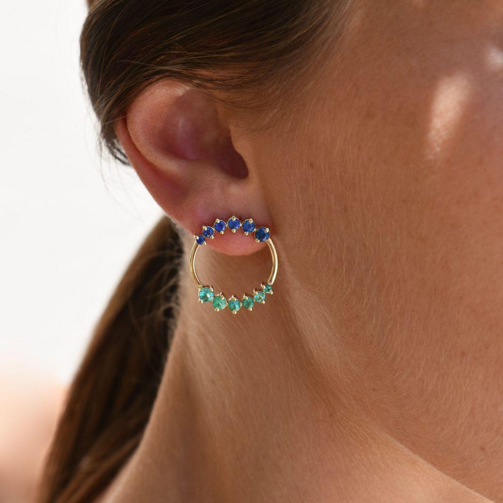 Astrum Caldera Earrings