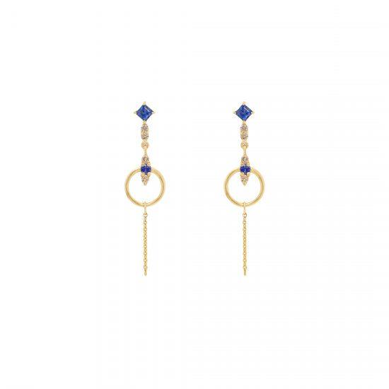Astrum River Earrings