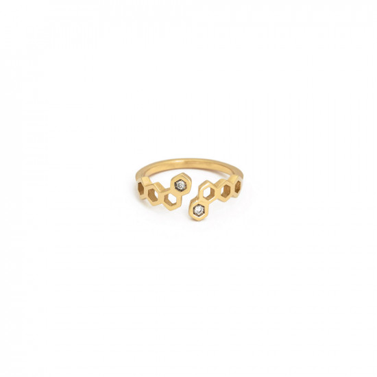 Honeycombs Nectar Ring