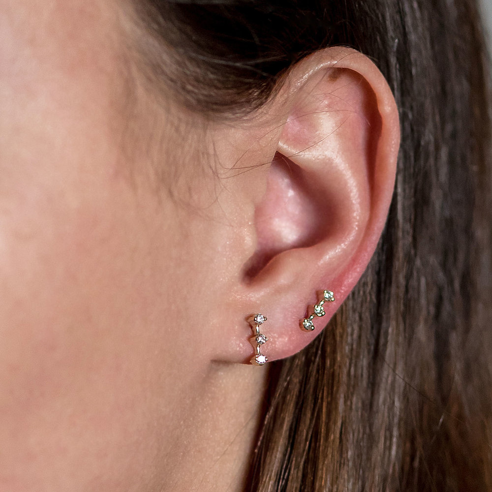 Astrum Orion Small Earrings