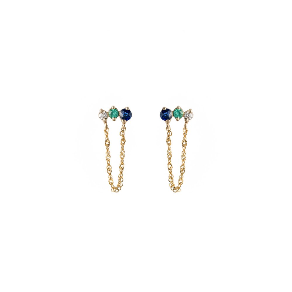 Astrum Rigel Earrings