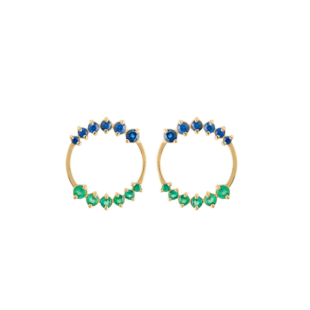 Astrum Caldera Earrings