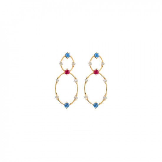 Astrum Celeste Earrings