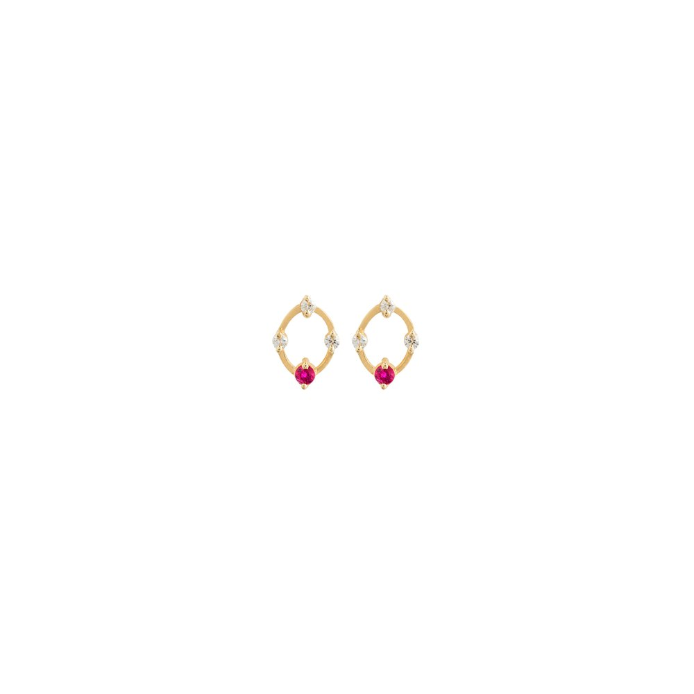 Astrum Maya Earrings