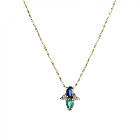 Astrum Abeille Necklace