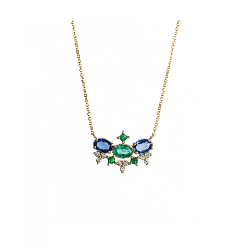 Astrum Regina Necklace
