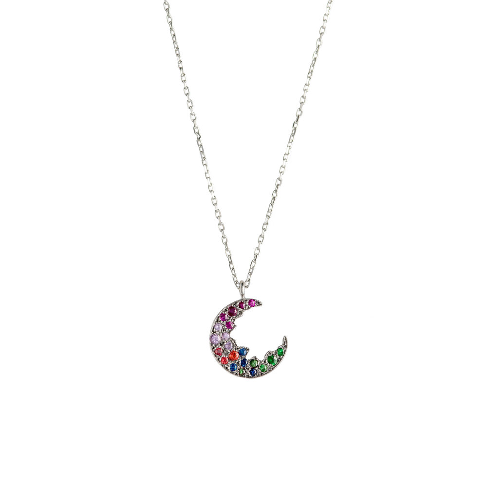 Broken Moon Broken Moon Small Necklace