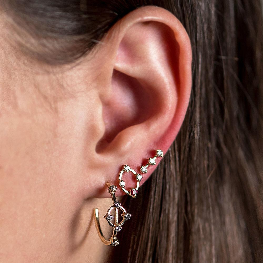 Astrum Maya Earrings
