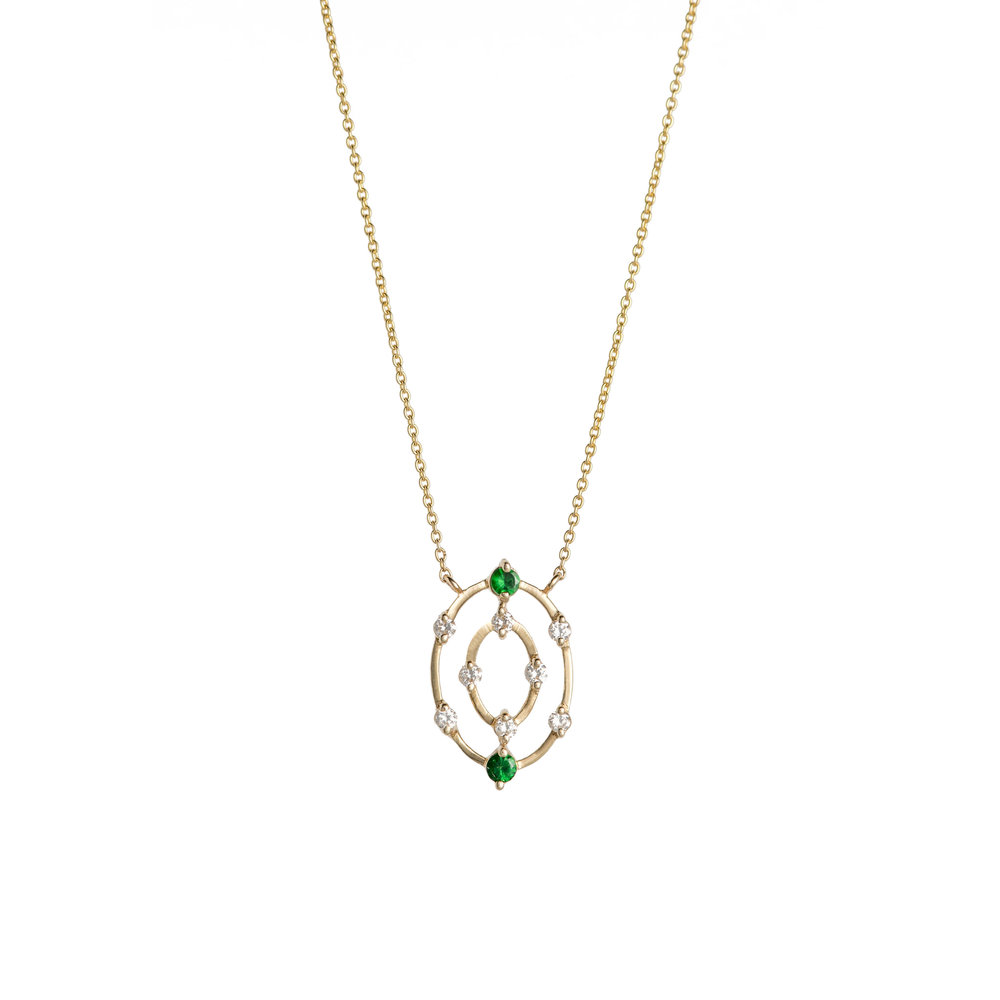 Astrum Aurora Necklace