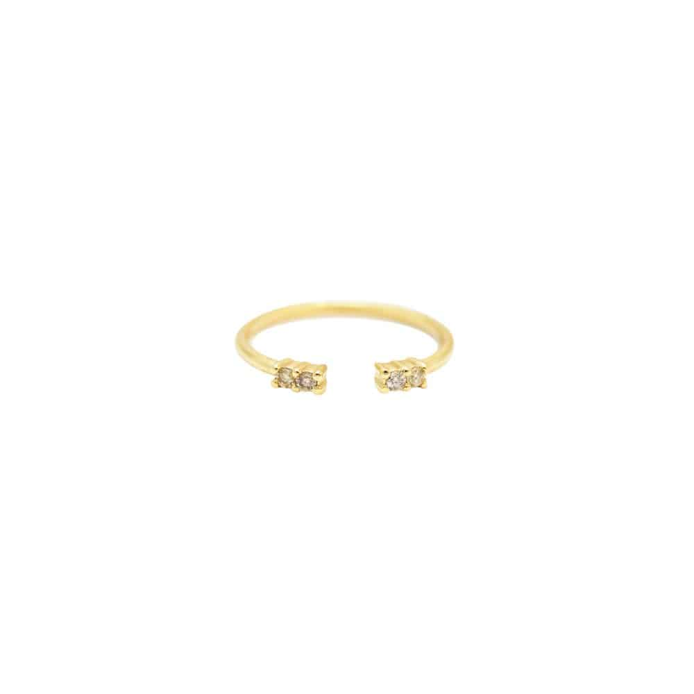nia ring gold diamonds