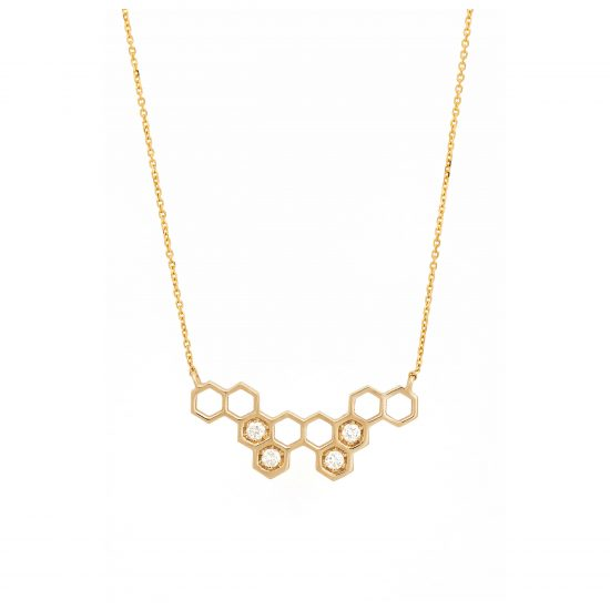Honeycombs Nectar Necklace