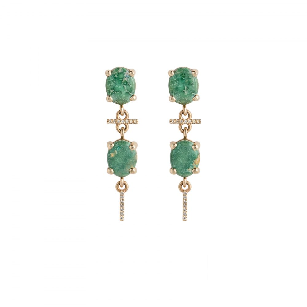 Limited Edition Turquoise Earrings Limited Edition