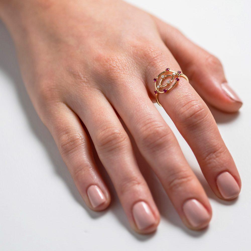 Astrum Aurora Ring
