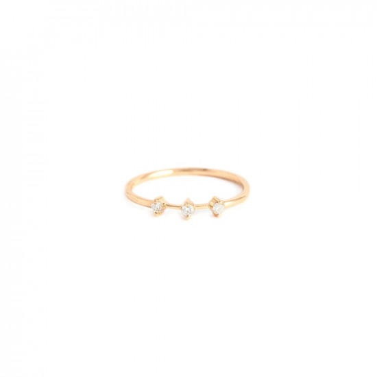 Astrum Orion Ring (White Diamonds)